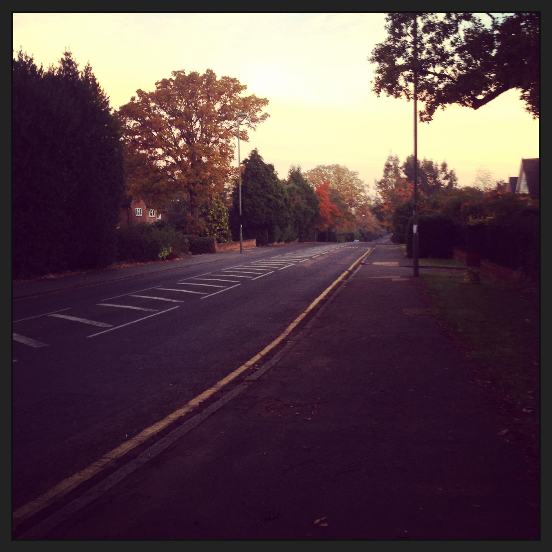 Early Morning Run/Walk