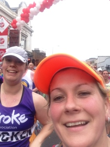 London Marathon 2015 - Mile 6