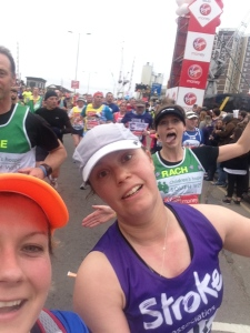 London Marathon 2015 - Mile 7