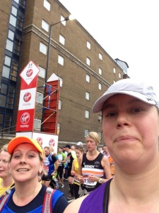 London Marathon 2015 - Mile 14