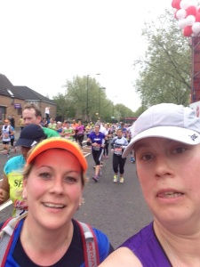 London Marathon 2015 - Mile 10